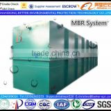 Domestic/Industrial/Hospital Wastewater Treatment Device Membrane Bioreactor (MBR) Sewage Treatment Plant