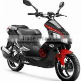 2016 Europe Market Blue high quality 50CC Gas Cool Mini Scooter With EEC
