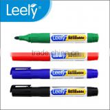 free ink refillable dry erase white board marker