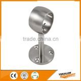 Yekalon A3037--A3054 stainless steel railing handrail fitting--wall base