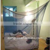 The mosquito net export mosquitoes after long-term drug treatment chlorine polyester, simple packaging