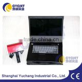 CYCJET Pen Portable Marking Machine/Vin Number Marking Machine/Manual Metal Stamping Machine
