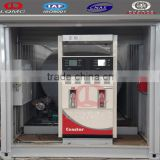 20 and 40 feet mobile container station/skid mounted container station/container fuel station