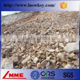 China Shenyang LMME API standard natural bartie ore/barium sulphate powder for oil drilling mud