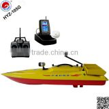 rc Fishing Boat with GPS TF640 HYZ105G Bait Boat sailing 500m on lake