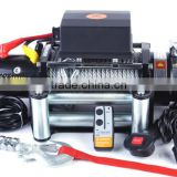 powerfull pull electric truck winch with 16800ib