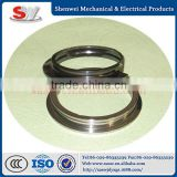 Textile machinery spare parts forged steel ring c20 steel bearing steel alloy steel chromium manganese titanium steel