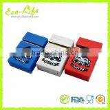 Colorful OEM brandSilicone Cigarette Case, Cigarette Pack Cover, Promotion Cigarette Box