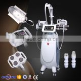 Latest Weight Loss Machine With 4C Cavitation+Cryo Cool Shaping+Velashape Body+ Multi-Polar RF