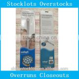 stocklots,overstock,stock,closeout, excess inventories,Overproduction bathroom lotion applicator