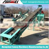 Factory directly price belt type conveying system customized conveyor for various materials