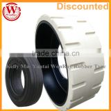 solid trailer tyres manufacturer supply 410x130 solid rubber tires for travel trailer at low price