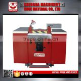 split machine for leather shoe making machine leather cutting machine