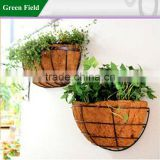 Half Round Wall Basket Planter