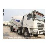American Eaton Hydraulic pump concrete mixer truck with 8 cubic meters volume
