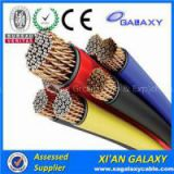 China Manufacturer Export 300/500V 450/750V 600/1000V Electric Stranded Conductor Wire CE,BV, ROHS,CCC,ISO Certification