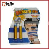 Uruguay flag face paint football games