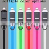 Micro USB Cable 2 in 1 USB Type C Cable Fast Charger Data USB C Cable for Nexus 5X 6P Nokia N1 One Plus iPhone 5s 6s 7 Plus