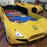 Porsche Race Car Bed Kid Car Bed