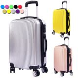 2018 hot selling trolley luggage with different colors