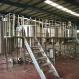 30BBL/3000L Brewery Equipment,30BBL brewhouse,30BBL brew equipment,30BBL commericial beer brewing equipment
