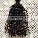 Alibaba China Wholesale supplier virgin Brazilian human brazilian human hair afro kinky curly