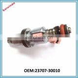 Baixinde New Product engine fuel parts injector nozzle hilux 23707-30010 2370730010