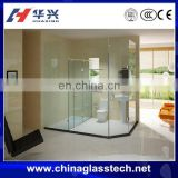 CE factory customized glass door for shower room