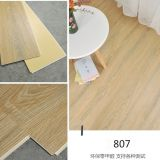 SPC floor PVC flooring sheet tiles slotted click lock 7″*48″size