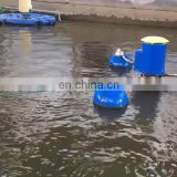 2 HP paddle wheel aerator / aerator for ponds / floating aerator