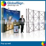 Shanghai GlobalSign stable magnetic pop up display                                                                         Quality Choice