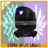 2016 Magic the gathering 150w spotlight for disco moving head spot best selling