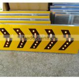 Wholesale solar LED road construction warning sign light