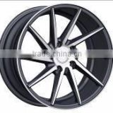 wholesale rims wheels 17x8.0 alloy wheel for VOSSENs replica rims