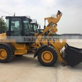 HERACLES H928 wheel loader with Rops/Fops cabin and CE certificate