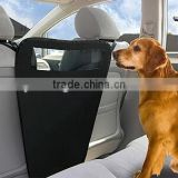 auto travel pet dog back seat barrier as seem on TV