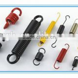 customized high tension spring/ coil type extension spring/ heavy duty spring