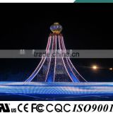 IP68 waterproof fantastic&romantic city sculptures landscape lighting CE UL approved