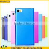 phone accessory Ultra Slim Matter hard case cover For xiaomi Mi3
