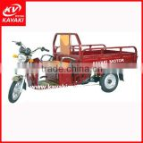 Electrio Coating Frame Kavaki Produce Good Quality Heavy Loading 3 Wheel Cargo Electric Tricycle