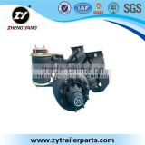Air suspension single axle trucks for sale/High Quality independent suspension