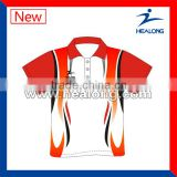 For Men Sports Polo 100 cotton bowling shirts