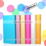 High Capacity Ultra Thin Power Bank 20000mAh