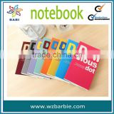 customized printing notebooks