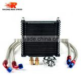 wholesale universal racing car trust row 17 automatic transmission oil cooler