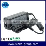 factory price high quality China supplier ac dc mini laptop adapter 19v for Toshiba 1.58a 5.5*2.5mm