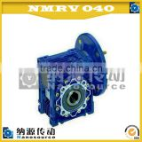 Aluminum alloy worm speed reducer/ nmrv gearbox/ spinea reducer