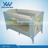 Alibaba china supplier baby rocking bed