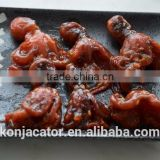 Japanese flavour frozen seafood baby octopus from Chinese supplier
