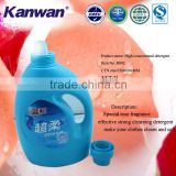 High quality liquid names of laundry detergents 2L